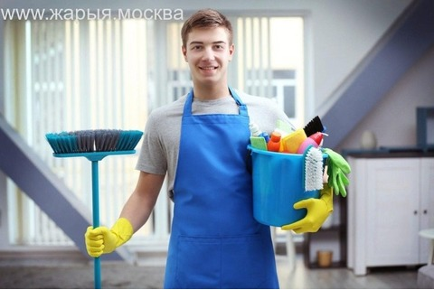 Уборщик производственных помещений