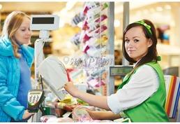 Продавцы кассиры в супермаркет Виктория