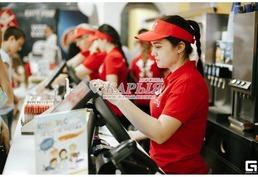 Набираем сотрудников в сети быстрого питания без опыта