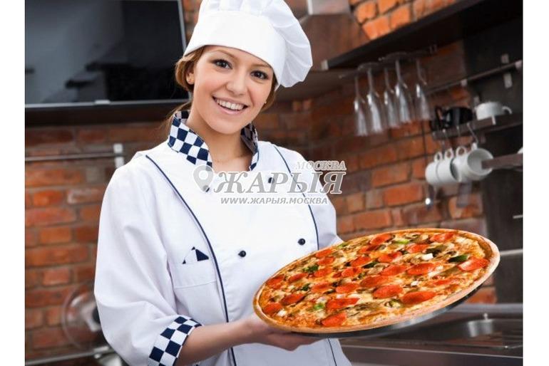 Требуется повар пиццмейкер