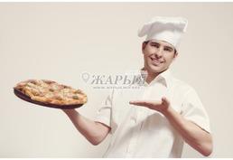 Требуется пиццамейкер, кассир