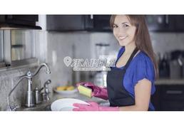 Посудомойщица