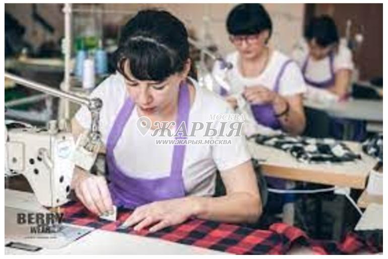 Швея на пошив одежды